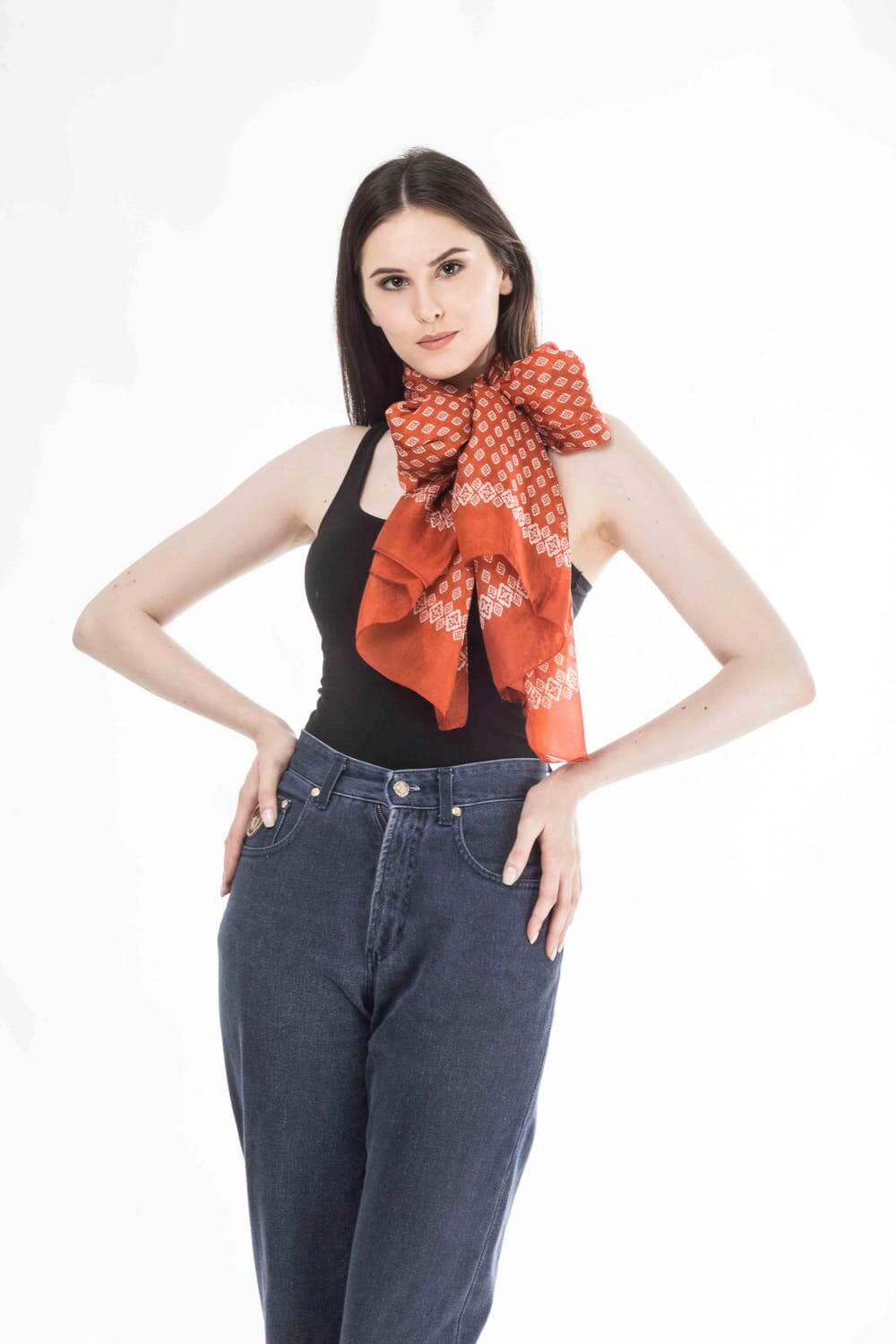 wardrobe must haves for every woman scarf