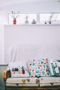 FloralTropicalBotanical Cushion covers design idea and patterns