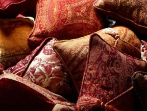 Paisley Cushion covers design idea and patterns